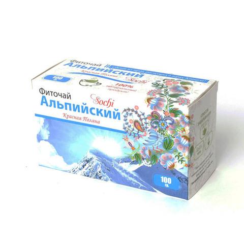 Фито-чай Альпийский 100гр.