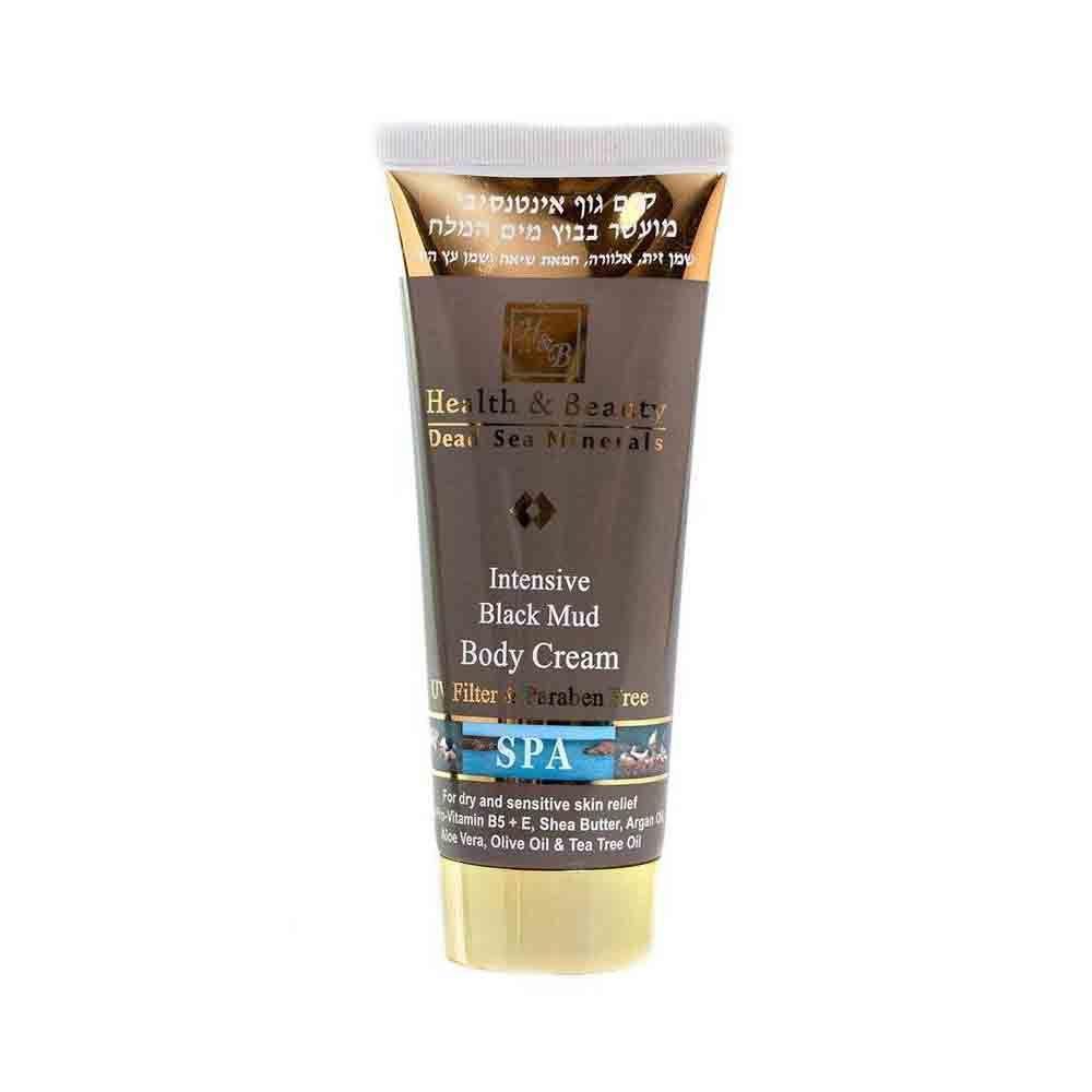 Крем для тела Intensive Black Mud Body Cream