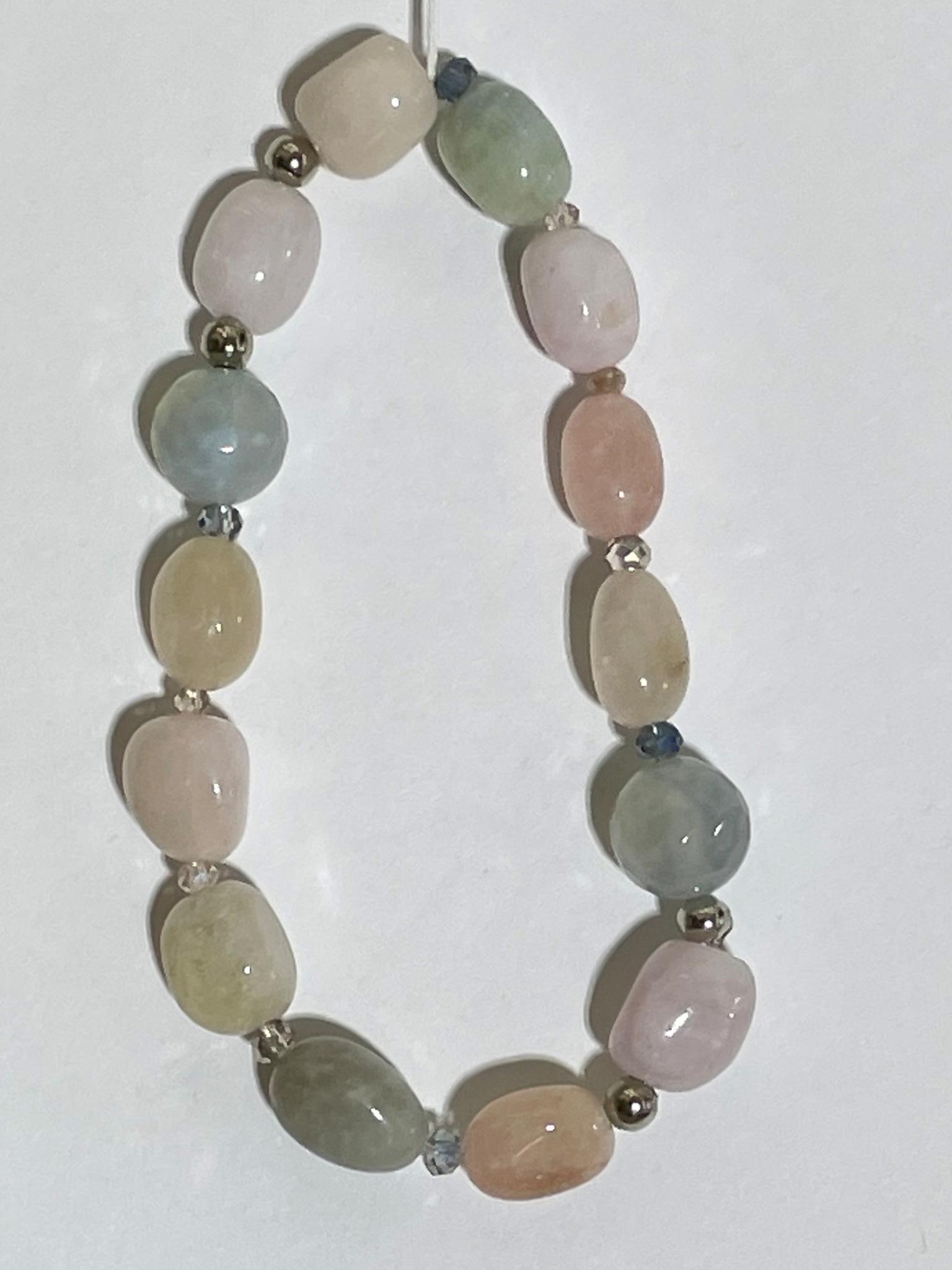8002-морг (браслет из натуральных камней)