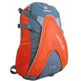 Картинка рюкзак для роликов Deuter Winx 20 Granite-Papaya -