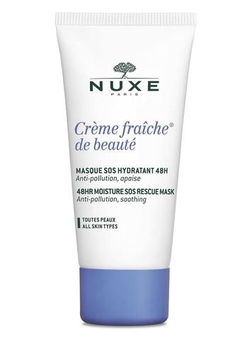 Nuxe Крем Фреш де Ботэ Интенсивная увлажняющая маска 48 часов