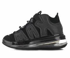Nike Air More Uptempo 720 'Black/Reflective'