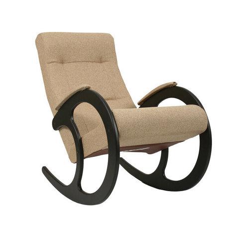 Кресло-качалка Комфорт Модель 3 венге/Malta 03