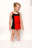 Детская Лямка юбка | colour
