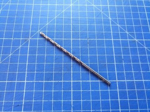 Сверло по металлу ц/x 3,0x106/69мм DIN340 h8 10xD HSS-G 118° Ruko 203030 (A)