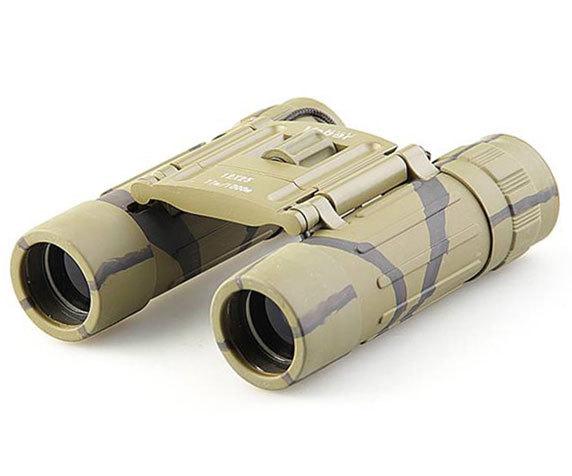 Камуфлированный бинокль Veber БН 12 25