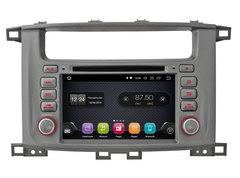 Штатная магнитола для Toyota LC 100 Incar TSA-2242