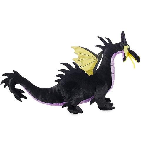Дисней Спящая Красавица Дракон Малефисента мягкая игрушка 33 см