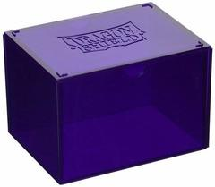 DS Deckboxes: Acrylic Purple (100)