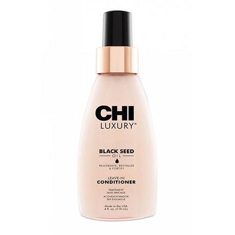 CHI | Несмываемый кондиционер CHI Luxury с маслом семян черного тмина, (118 мл)