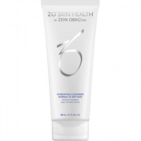 Очищающее средство с увлажняющим действием Hydrating Cleanser ZO Skin Health BY Zein Obagi, 200 мл