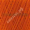 Пряжа Камтекс Денди (Мерсеризованный хлопок-100%) 068 (апельсин)