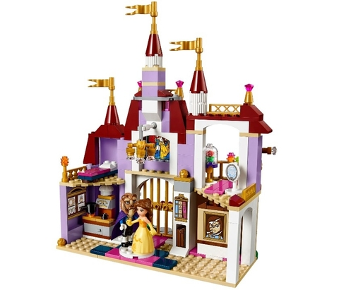LEGO Disney Princess: Заколдованный замок Белль 41067 — Belle's Enchanted Castle — Лего Принцесса Диснея
