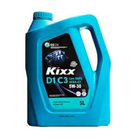 L3034350E1 Kixx D1 C3 5W-30 синтетическое моторное масло (5 литров) официальный сайт партнера ht-oil.ru