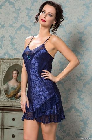 Короткая сорочка Mia-Amore 9535 ANGELINA_DELUXE