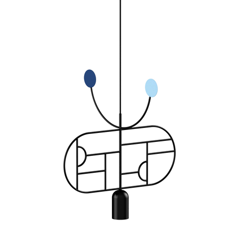 Подвесной светильник копия Lines & Dots LD08 by Home Adventures