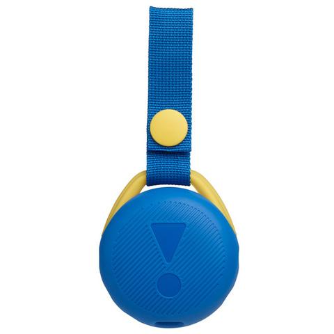 JBL JR Pop Blue - колонка портативная Синяя | JBLJRPOPBLU |