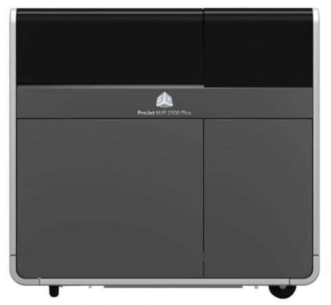 3D-принтер 3D Systems ProJet MJP 2500Plus