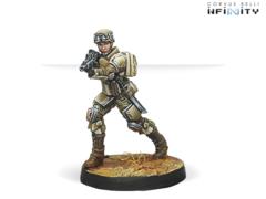 Minuteman (вооружена AP Rifle)