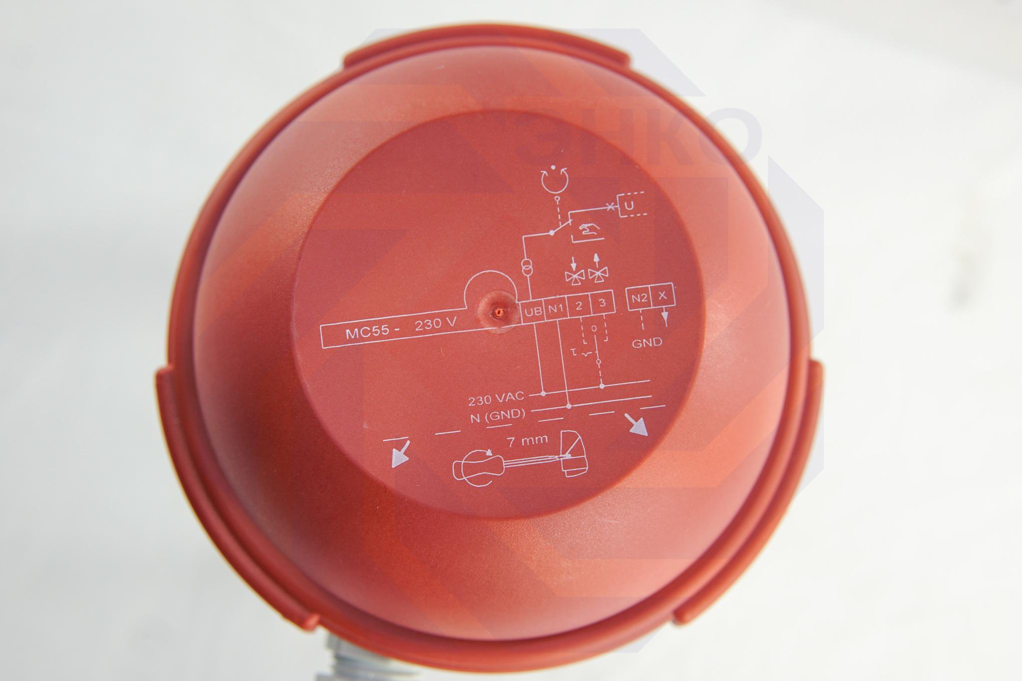 Электропривод IMI TA-MC55