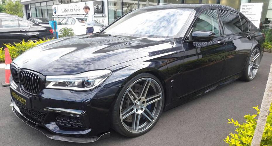 Обвес Manhart для BMW 7er G11/G12