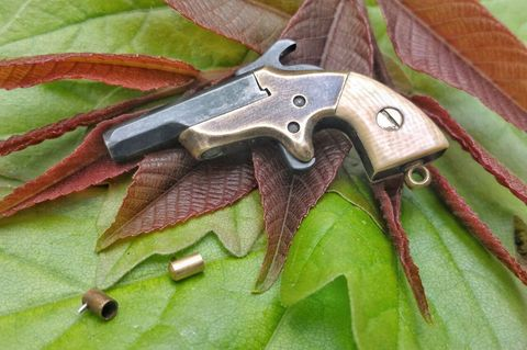 Miniature Southerner Derringer Antic