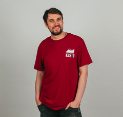 Logo T-Shirt Bordo