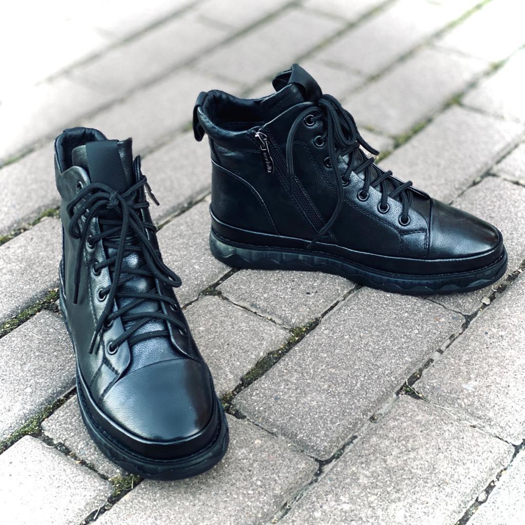 Madella Ботинки MAD-02442-1A-KB черн