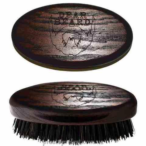 Nook Dear Beard — Міні-брашинг для бороди