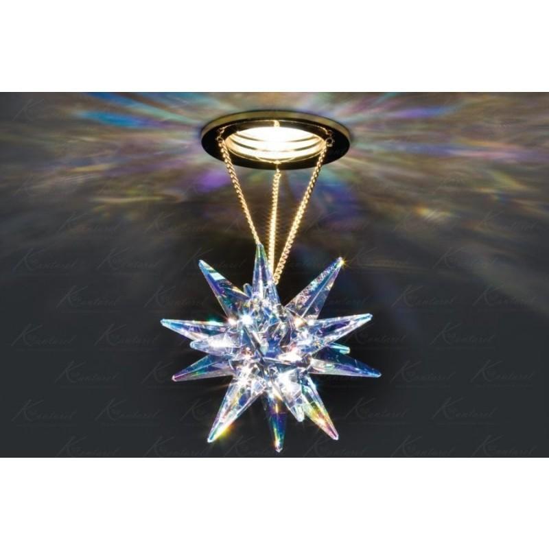 Встраиваемый светильник Kantarel Moravian Star 8992NR300030 AB