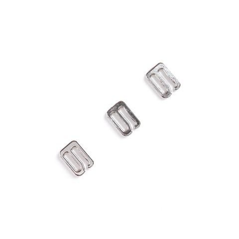 Крючок для бретели никель 10мм (металл)