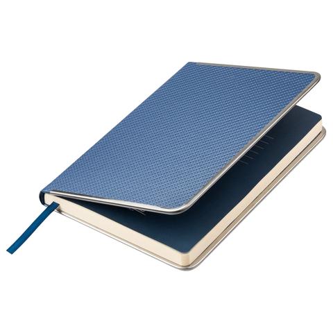 Ежедневник недатированный - Portobello Carbon, синий А5