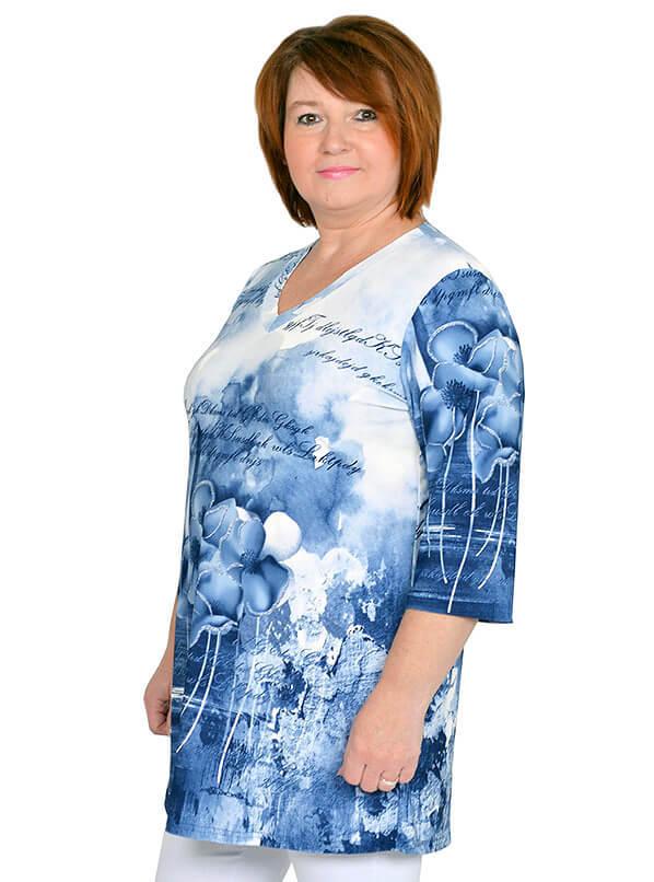 Туника Акварель