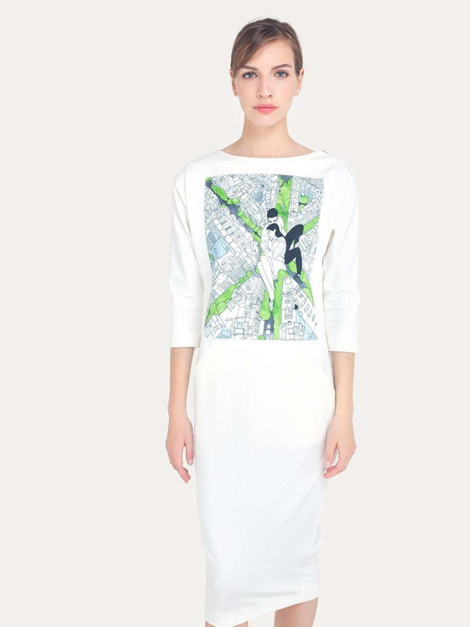 Платье BARCELONA