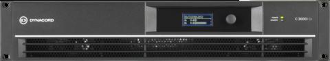 DYNACORD C3600FDI підсилювач потужності