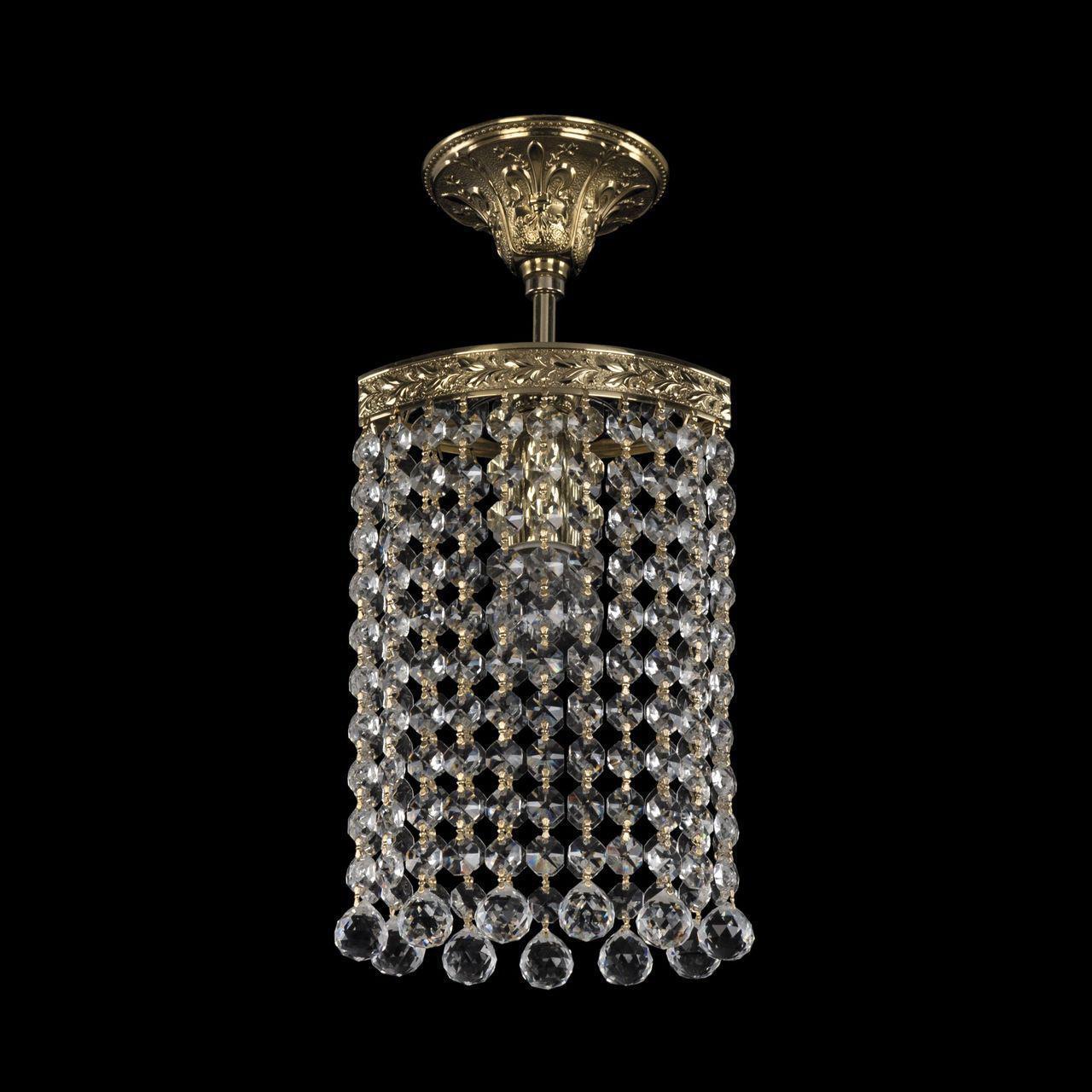 Подвесной светильник Bohemia Ivele 19203/15IV G Balls