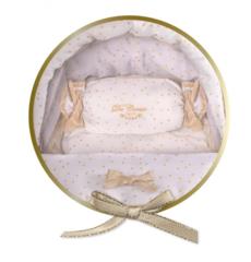 DeCuevas Коляска с сумкой серии Классик Голд, 81 см (складная) (81032)