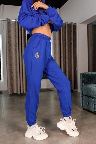 Спортивный костюм из двунитки женский оптом