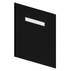 Панель с клавишей смыва для унитаза TECE TECElux 9650004 фото