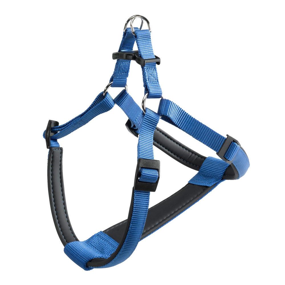 Ferplast Нейлоновая шлейка для собак, Ferplast DAYTONA P SMALL, синяя DAYTONA_Small_синяя.jpg