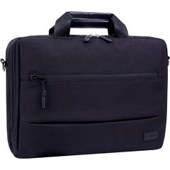 Сумка для ноутбука Bagland Континет 7 л. черный (0044066)