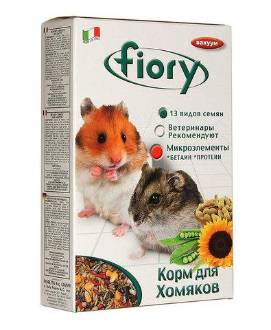 Fiory Criceti корм для хомяков 850 г