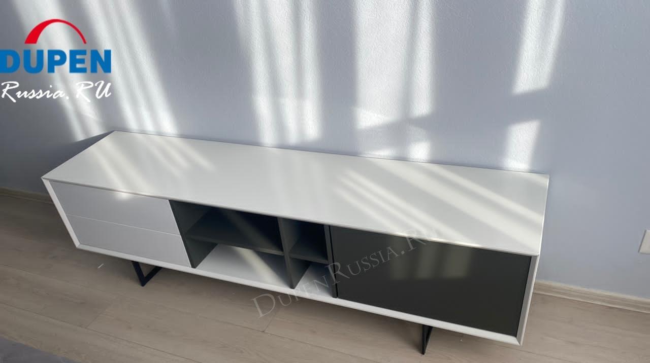 ТВ тумба TV-131 белый (white)