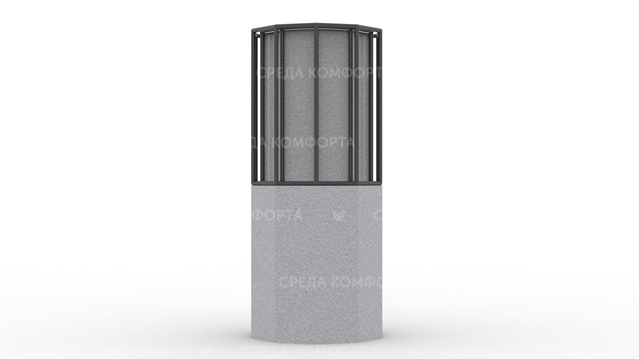 Урна бетонная URN0050