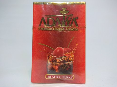 Табак для кальяна ADALYA Black Cherry 50 g