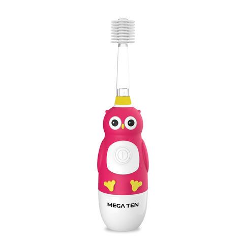 Зубная щетка «Совушка» Megaten Kids Sonic