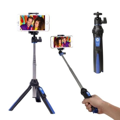 Benro BK10 selfie монопод пульт bluetooth смартфон