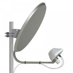 UMO-3F MIMO 2x2 - 4G/3G (LTE1800/DC-HSPA+/LTE2600) офсетный облучатель