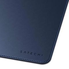 Коврик для мыши Satechi Eco Leather Deskmate эко-кожа синий