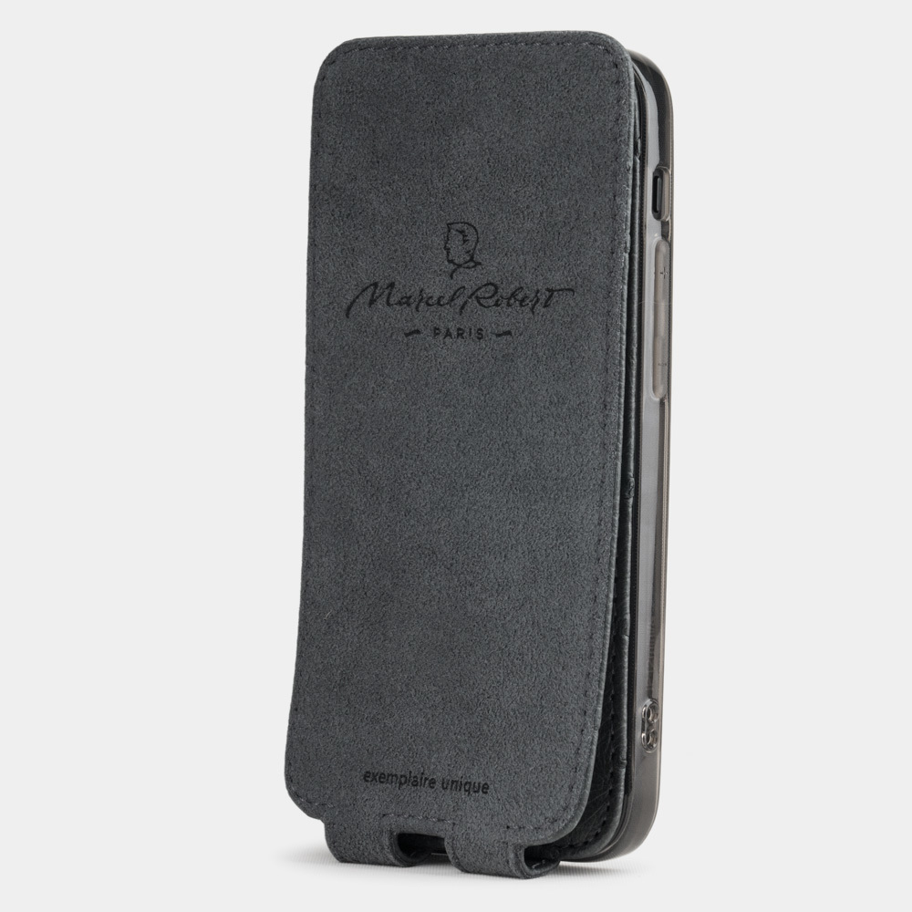 Case for iPhone 12 mini - ostrich grey
